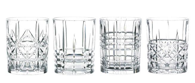 Nachtmann Whiskyglas Highland 4-Delig