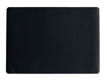 ASA Selection Placemats Leer Zwart 33 x 46 cm