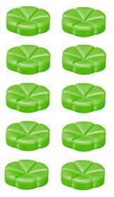 Bolsius geurchips Creations Green Apple - 10 stuks