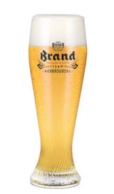 Brand Bierglas 30 cl