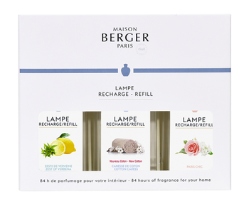 Lampe Berger giftset Bestsellers 2019