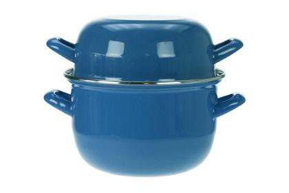 mosselpan-blauw-18cm