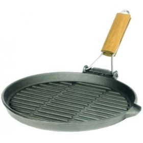 grillpan-rond-280mm-anti-kleef