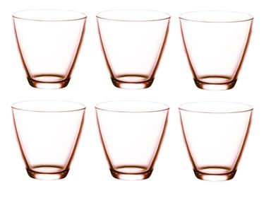 Bitz Waterglas Roze 26 cl