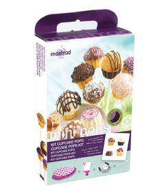 Mastrad Cupcake Pop Molds