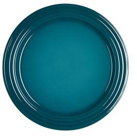 Le Creuset Dinerbord Deep Teal Ø 27 cm