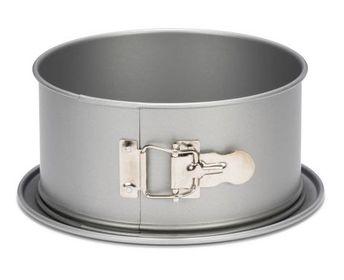Patisse Springvorm Silver Top