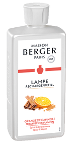 Lampe Berger navulling Orange Cinnamon 500 ml