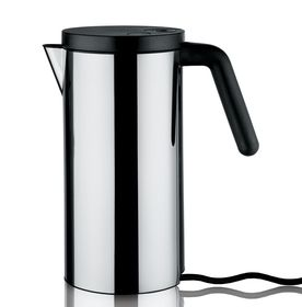 Alessi Waterkoker Hot.It RVS/Zwart - 1.4 Liter