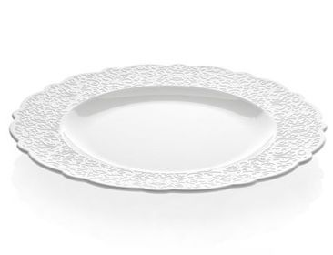 Alessi dinerbord Dressed Ø 27.5 cm