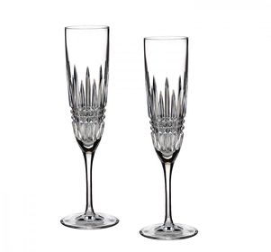 Waterford Lismore Diamond Champagneflute - set van 2