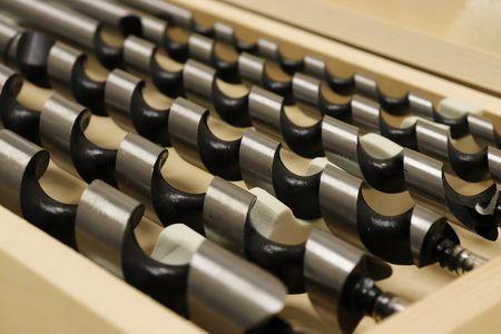 Slangenborenset 6-delig 230 mm lang - Per Set