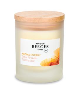 Maison Berger geurkaars Aroma Sparkling Zest