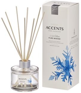 Bolsius Geurstokjes Accents Pure Winter 100 ml