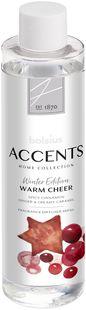 Bolsius Navulling Accents Warm Cheer 200 ml