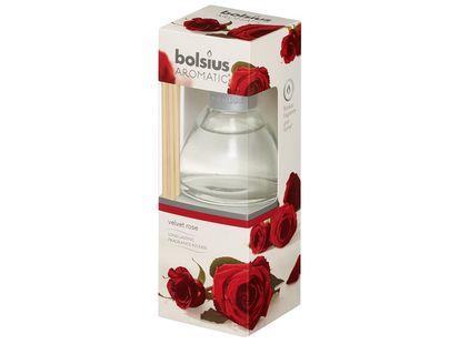Bolsius geurstokjes Aromatic Velvet Rose 45 ml