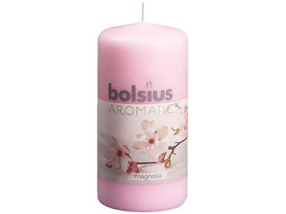 Bolsius stompkaars Aromatic Magnolia 120/60 mm