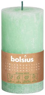 Bolsius Stompkaars Divine Earth Water 130/68 mm