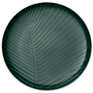 Villeroy & Boch It's my Match bord ø 24cm - Green Leaf