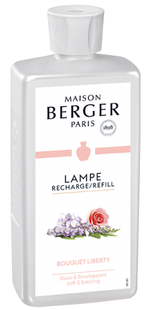 Lampe Berger navulling Bouquet Liberty 500 ml