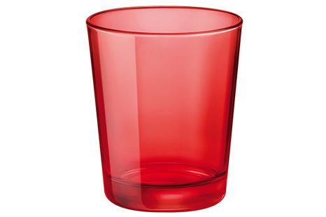 Bormioli glas Castore rood