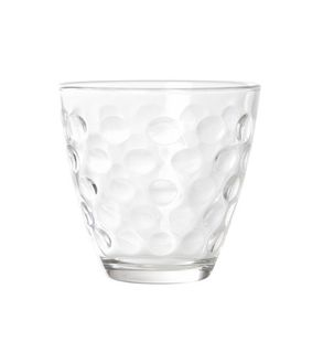 Bormioli GlazenDots Transparant