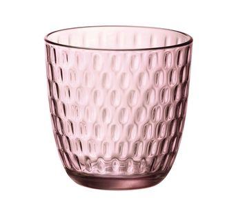 Bormioli Glazen Slot Roze