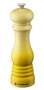 Le Creuset zoutmolen geel 21 cm