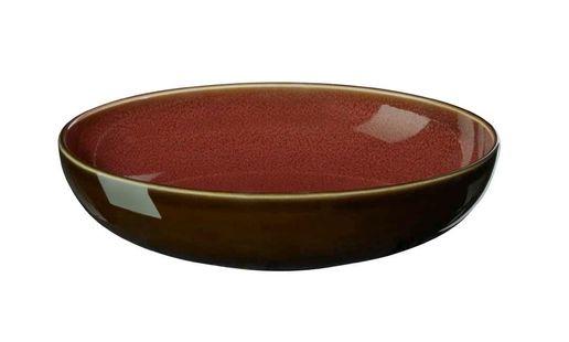 ASA Selection Schaal Kolibri Rusty Red Ø 18 cm