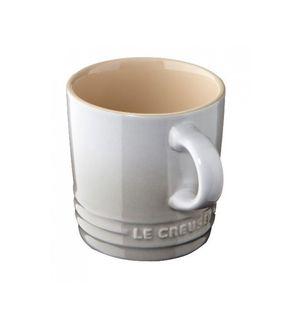 Le Creuset koffiebeker grijs 20 cl