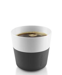 Eva Solo Koffiemok Zwart 23 cl - 2 Stuks