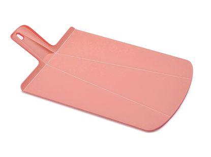 Joseph Joseph snijplank Chop2Pot groot roze