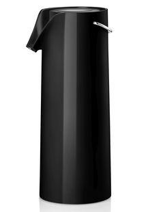 Eva Solo Thermoskan incl Pomp Zwart 1.8 liter