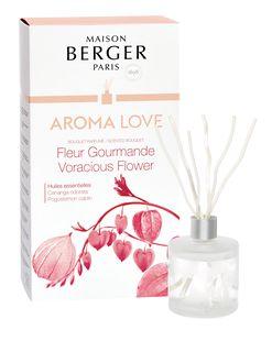 Maison Berger geurstokjes Voracious Flower
