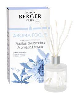 Maison Berger geurstokjes Aromatic Leaves