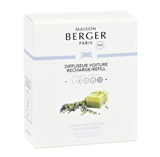Maison Berger autoparfum Soap Memories