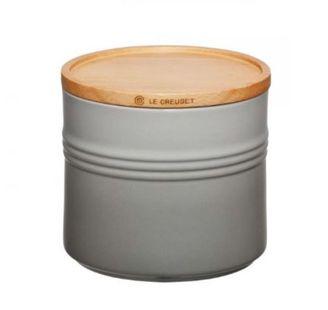 Le Creuset voorraadpot grijs 1.4 liter