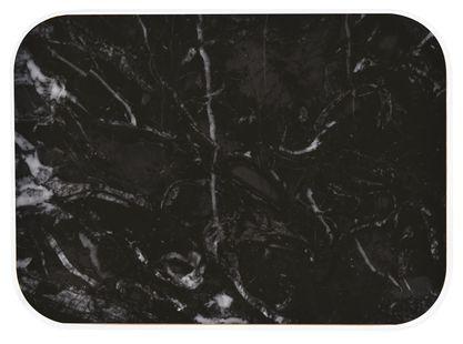 Zak! Designs Osmos Dienblad Zwart 28 x 20 cm