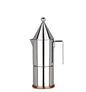 Alessi Percolator 90002/3 La Conica Door Aldo Rossi