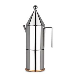 Alessi Percolator 90002/6 La Conica Door Aldo Rossi