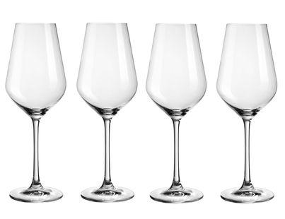 Le Creuset witte wijnglazen 50 cl - 4 stuks