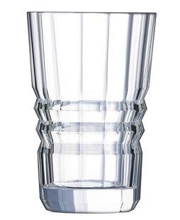 Cristal d'Arques longdrinkglas Architecte 38 cl