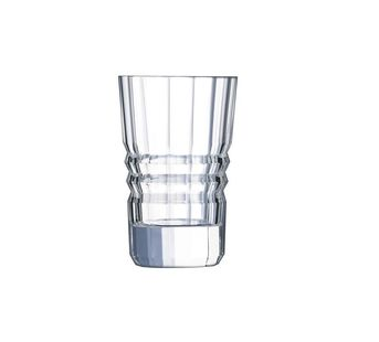 Cristal d'Arques borrelglas Architecte 6 cl