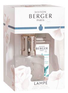 Lampe Berger giftset Aroma Happy satijn