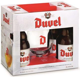 Duvel-bierpakket
