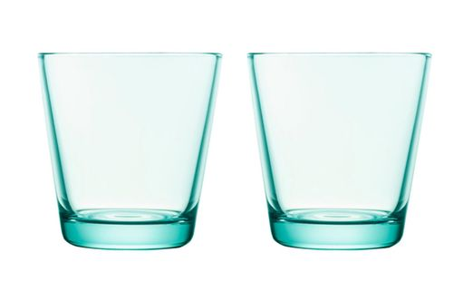Iittala Kartio glas 21cl watergroen - 2 stuks