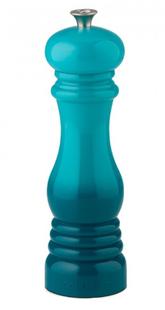 Le Creuset zoutmolen caraïbisch blauw 21 cm