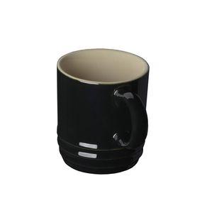 Le Creuset espresso kopje zwart 7 cl