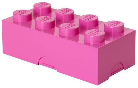 LegosteenLunchboxRoze