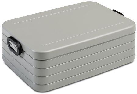 Mepal_Lunchbox_XL_Zilver